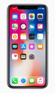 iPhone X telefon